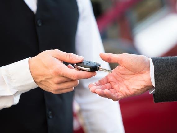 Concierge and Valet